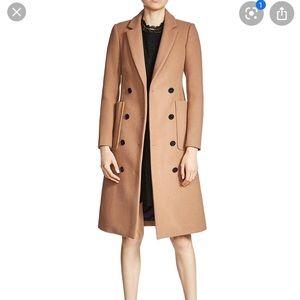 Maje Galerie Camel coat